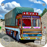 Indian Truck Cargo Simulator 2020: New Truck Games 1.0 (MOD, Unlimited Money)