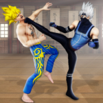 Karate King Fighting Games: Super Kung Fu Fight 1.9.2    (MOD, Unlimited Money)