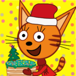 Kid-E-Cats: Cooking for Kids with Three Kittens! 2.5.9  (MOD, Unlimited Money)