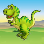 Kids Dino Adventure Game – Free Game for Children 27.5 (MOD, Unlimited Money)