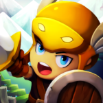 Kinda Heroes: The cutest RPG ever!  2.36   (MOD, Unlimited Money)