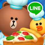 LINE CHEF Enjoy cooking with Brown! 1.14.0.12  (MOD, Unlimited Money)