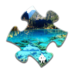Landscape Jigsaw puzzles 4In 1 1.9.18 (MOD, Unlimited Money)