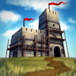 Lords & Knights – Medieval Building Strategy MMO  9.2.0 (MOD, Unlimited Money)