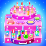 Makeup kit cakes : cosmetic box makeup cake games 1.0.13 (MOD, Unlimited Money)