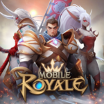 Mobile Royale MMORPG – Build a Strategy for Battle 1.26.0 (MOD, Unlimited Money)