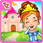 👸 My Princess Town – Doll House Games for Kids 👑 2.4 (MOD, Unlimited Money)