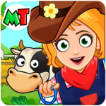 My Town : Farm Life Animals Game  for Kids Free 1.09 (MOD, Unlimited Money)