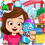 My Town : Fun Amusement Park Game for Kids Free 1.06 (MOD, Unlimited Money)