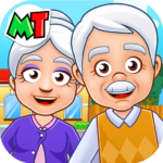 My Town : Grandparents Free 1.08 (MOD, Unlimited Money)