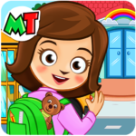 My Town : Preschool Game Free – Educational Game 1.07  (MOD, Unlimited Money)