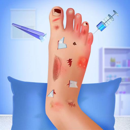 Nail Surgery Foot Doctor – Offline Surgeon Games 4.0 (MOD, Unlimited Money)