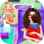 Newborn Care Game Pregnant games Mommy in Hospital 9.0.0 (MOD, Unlimited Money)