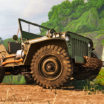 Offroad Jeep Driving & Racing stunts 2.3.6 (MOD, Unlimited Money)