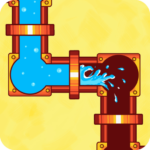 Plumber World : connect pipes (Play for free) 29 (MOD, Unlimited Money)