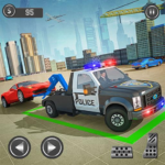 Police Tow Truck Driving Simulator 1.1 (MOD, Unlimited Money)