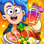 Potion Punch 2: Fantasy Cooking Adventures 1.8.3 (MOD, Unlimited Money)