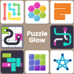 Puzzle Glow : Brain Puzzle Game Collection 2.1.41 (MOD, Unlimited Money)