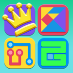 Puzzle King – Puzzle Games Collection 2.2.4    (MOD, Unlimited Money)