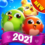 Puzzle Wings: match 3 games   v2.4.2  (MOD, Unlimited Money)