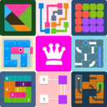 Puzzledom – classic puzzles all in one 7.9.96 (MOD, Unlimited Money)