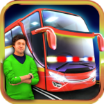Road Driver: Free Driving Bus Games – Top Bus Game 1.0 (MOD, Unlimited Money)