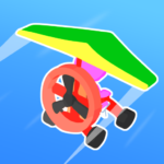 Road Glider – Incredible Flying Game 1.0.27(MOD, Unlimited Money)