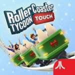 RollerCoaster Tycoon Touch – Build your Theme Park 3.18.14  (MOD, Unlimited Money)