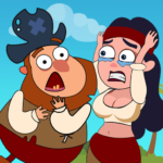 Save The Pirate! Make choices – decide the fate 1.1.64  (MOD, Unlimited Money)