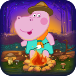 Scout adventures. Camping for kids 1.0.9 (MOD, Unlimited Money)