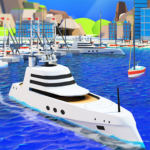 Sea Port: Cargo Ship & Town Build Tycoon Strategy  1.0.184   (MOD, Unlimited Money)