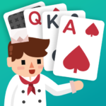 Solitaire : Cooking Tower 1.4.1  (MOD, Unlimited Money)