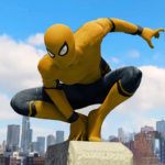 Spider Rope Hero – Gangster New York City 1.5.16 (MOD, Unlimited Money)