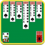 Spider Solitaire v5.1.5.2  (MOD, Unlimited Money)