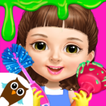 Sweet Baby Girl Cleanup 5 – Messy House Makeover 7.0.30032  (MOD, Unlimited Money)