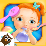Sweet Baby Girl Daycare 4.0.10112 (MOD, Unlimited Money)