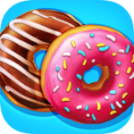 Sweet Donut Desserts Party! 1.3 (MOD, Unlimited Money)