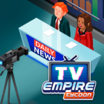 TV Empire Tycoon – Idle Management Game 1.0 (MOD, Unlimited Money)
