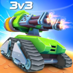 Tanks A Lot! – Realtime Multiplayer Battle Arena 2.95  (MOD, Unlimited Money)