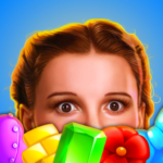 The Wizard of Oz Magic Match 3 Puzzles & Games 1.0.4990  (MOD, Unlimited Money)
