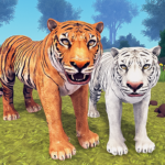 Tiger Family Simulator: Angry Tiger Games 1.0 (MOD, Unlimited Money)
