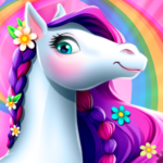 Tooth Fairy Horse – Caring Pony Beauty Adventure 2.3.18 (MOD, Unlimited Money)