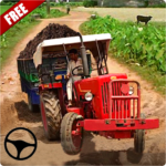 Tractor Trolley: Offroad Driving Tractor Trolley 1.5 (MOD, Unlimited Money)