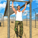 US Army Training School Game: Obstacle Course Race 3.5.0 (MOD, Unlimited Money)