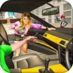US Taxi Driver 2020 – Free Taxi Simulator Game 1.1 (MOD, Unlimited Money)