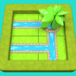 Water Connect Puzzle   8.1.0  (MOD, Unlimited Money)