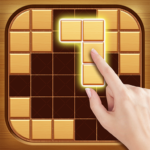 Wood Block Puzzle – Free Classic Block Puzzle Game  2.3.1 (MOD, Unlimited Money)
