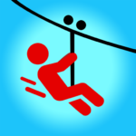 Zipline Valley – Physics Puzzle Game 1.9.3 (MOD, Unlimited Money)