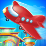 Airport Activities Adventures Airplane Travel Game 1.0.5 (MOD, Unlimited Money)