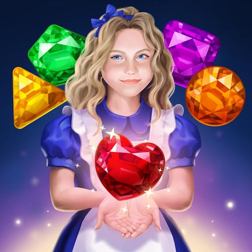Alice in Puzzleland 3.0.0   (MOD, Unlimited Money)